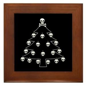 SkullXmastree